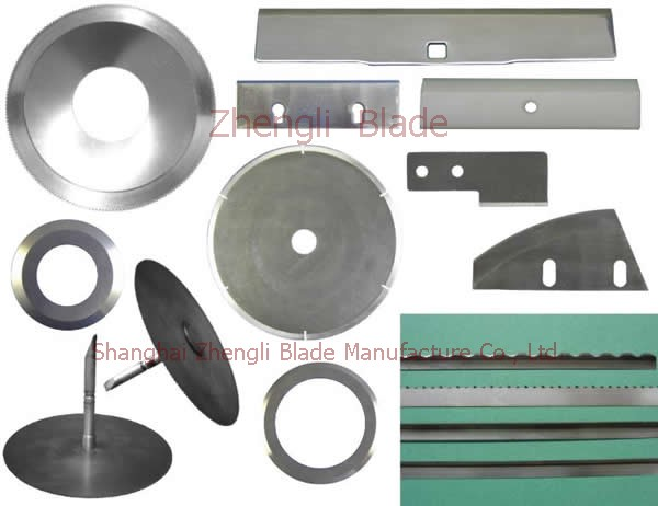 Japan CNC shear and bending die, slitting shears, disc tape machine blade